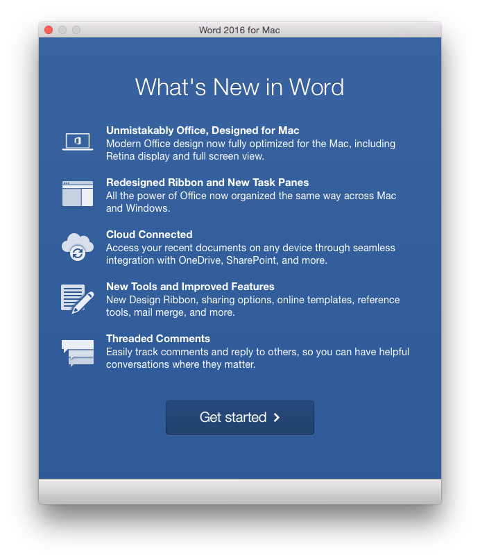 What's new in Word